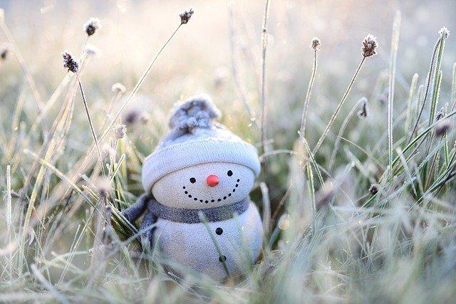 雪だるま(snowman)