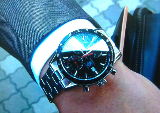 井之頭五郎の腕時計タグホイヤー